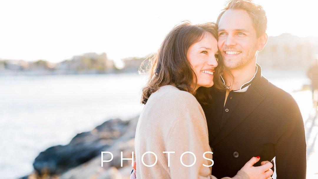 Sesión de compromiso en un acogedor pueblo de la costa. Nos las arreglamos para tomar algunas imágenes adorables, lindas y cariñosas de estas dos personas fantásticas.Las risas y las carcajadas siempre están aseguradas en nuestras sesiones fotográficas de compromiso sin estrés.
