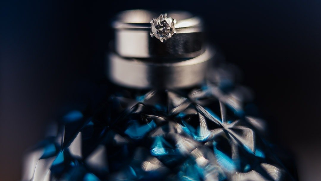 Wedding Rings are a matter of delight for me to photograph