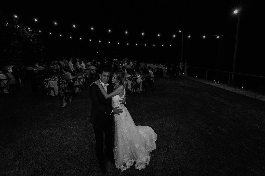 Small moment at the Wedding to enjoy for themselves. Wedding took place at Son Simo Vell Finca