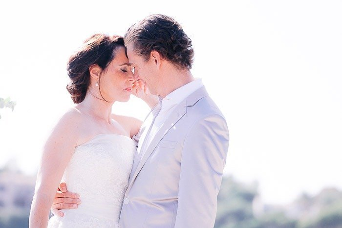 Mallorca Sea Wedding at Hotel Blau Porto Petro