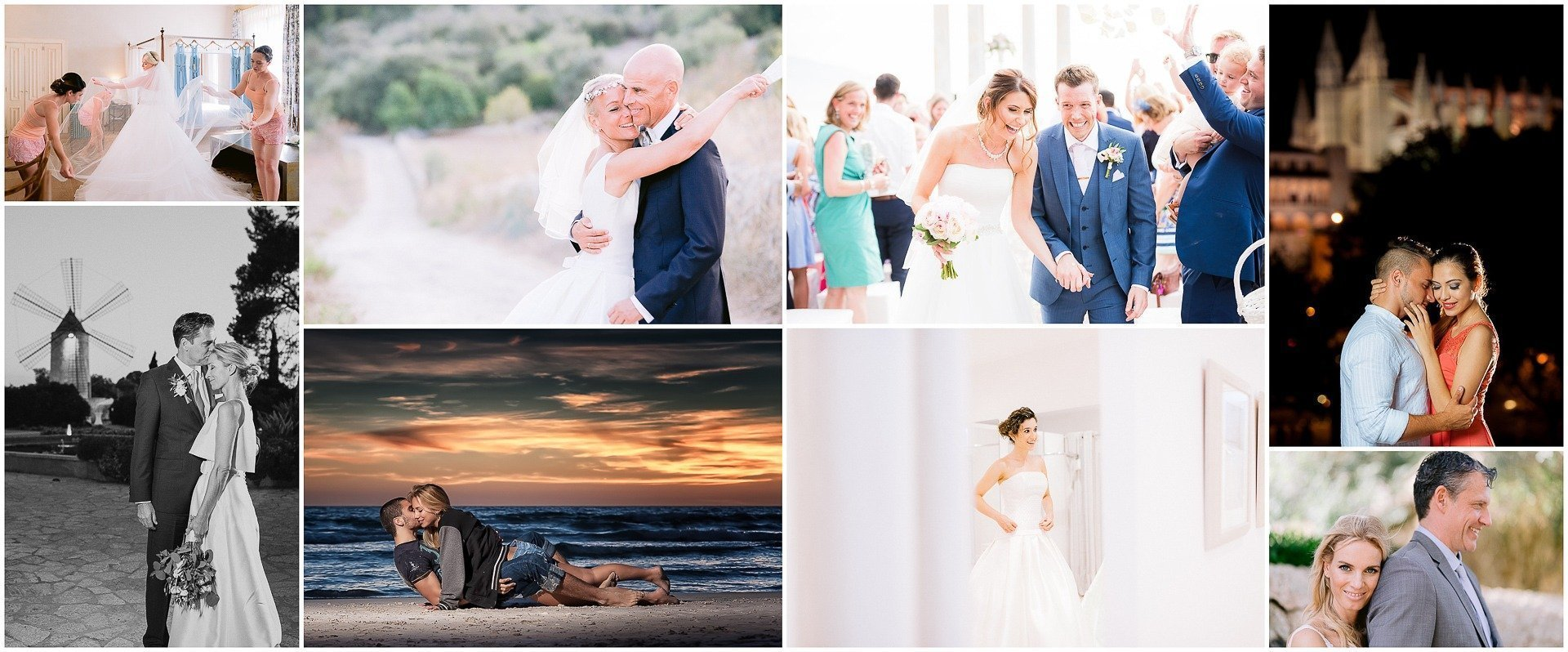 Moments Wedding Planner organizó una preciosa boda en la Finca Son Marroig