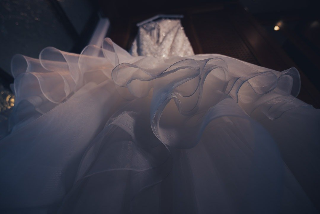 Fantastic Bridal dress details. Bridal gown Destination Wedding, For Weddingwire magazine