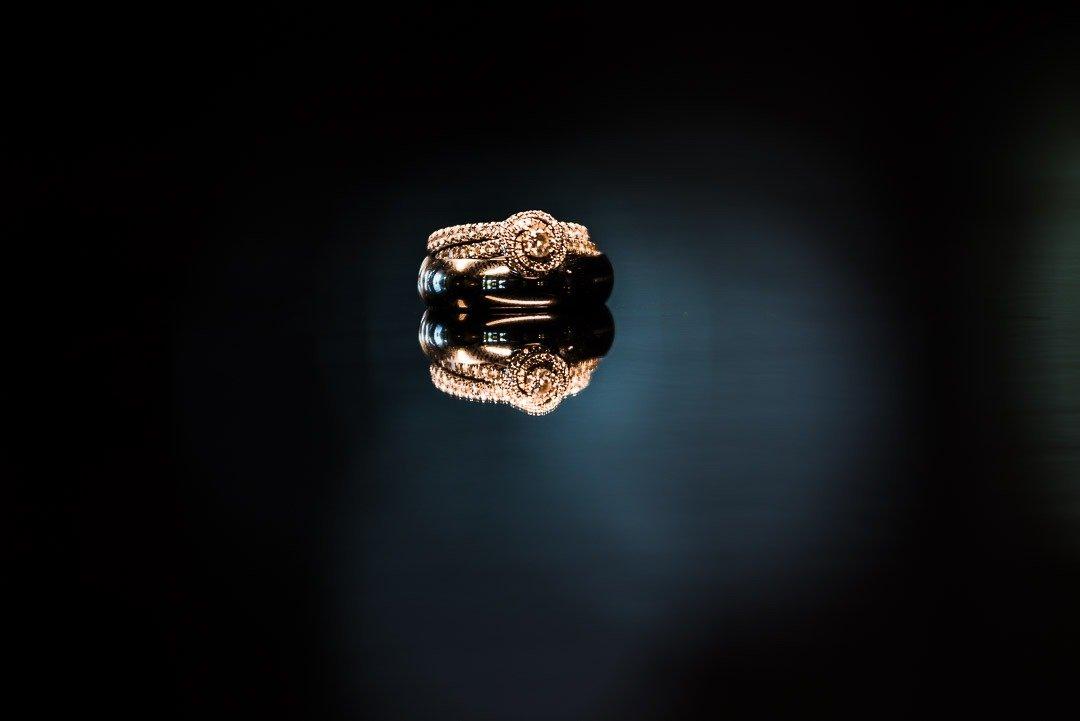 Wedding Rings and diamonds are always the perfect combination. Luxury Wedding Photographer in Mallorca Ivan Pomposo