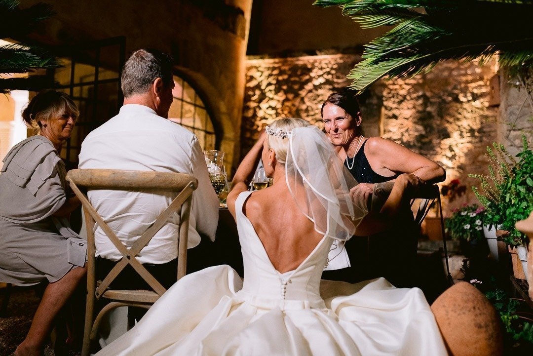 Destination Wedding in Mallorca organized by Mallorca Hochzeiten at a private finca