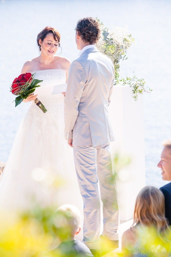 Mallorca Wedding celebrated in the Hotel Blau Porto Petro