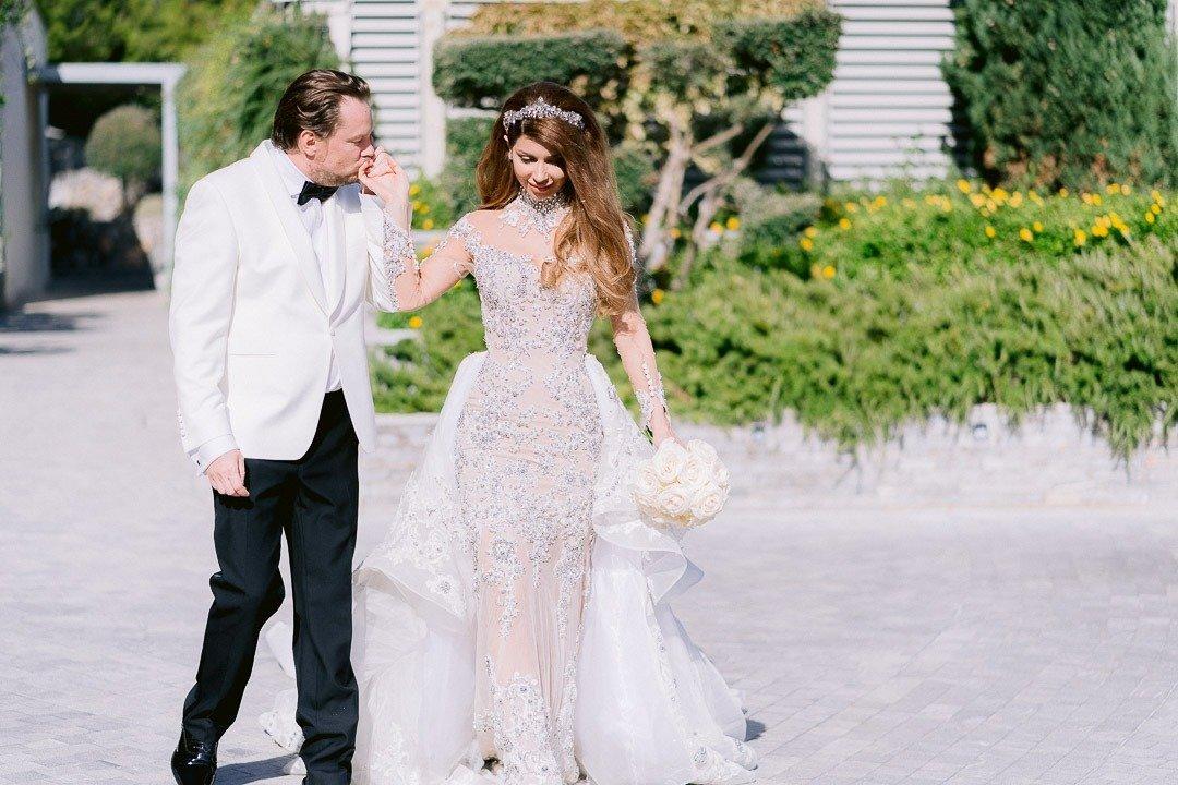 Destination Wedding Mallorca, with swedish couple at Jumeirah Port Soller Hotel