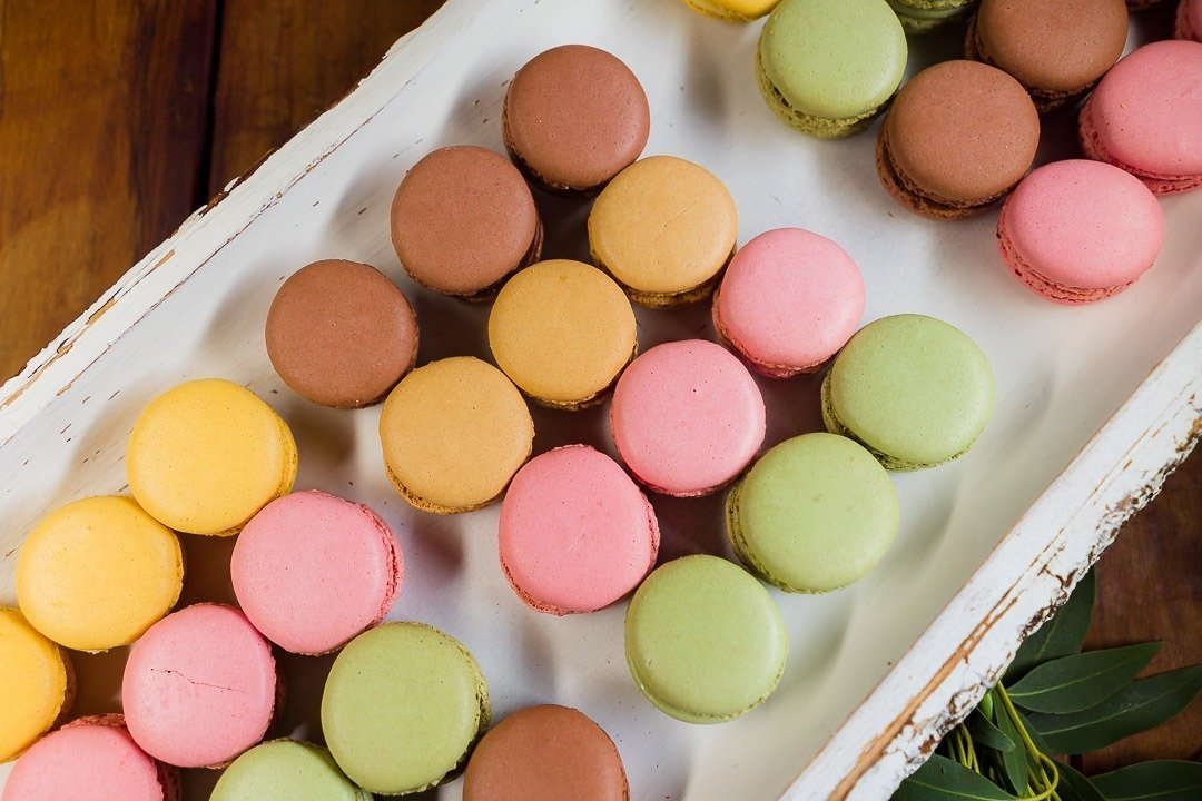 Macarons for after Wedding Party